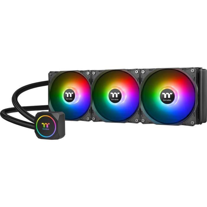 THERMALTAKE TH360 ARGB - Kit de watercooling 360mm