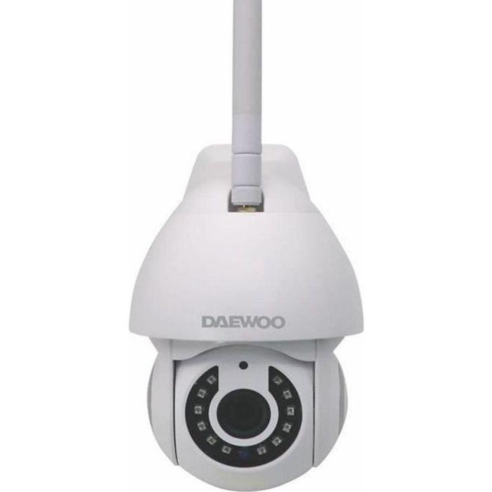 Telecamera rotativa per esterni Full HD DAEWOO EP501