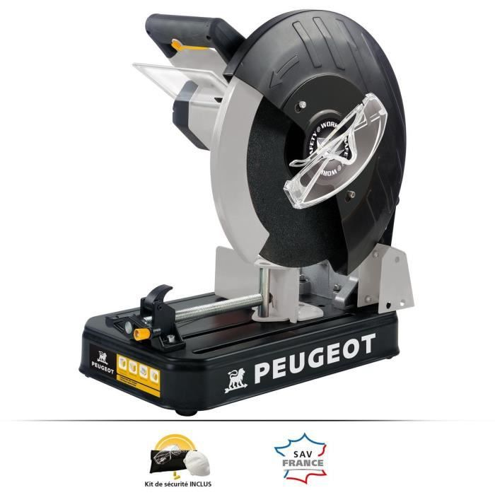 Motosega PEUGEOT Metal 2480W - 355mm - ENERGYCUT-355MCB