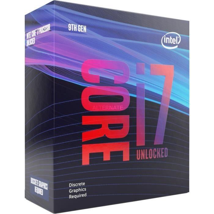Processore INTEL Core i7 9700KF