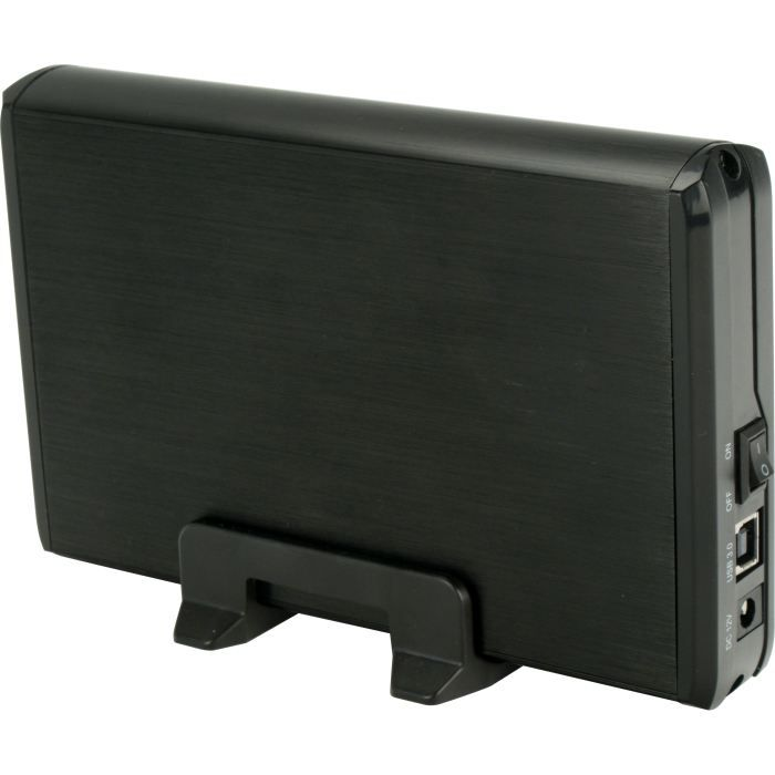 Besole000 Alloggiamento esterno per disco rigido SATA da 3,5 pollici - USB 3.0