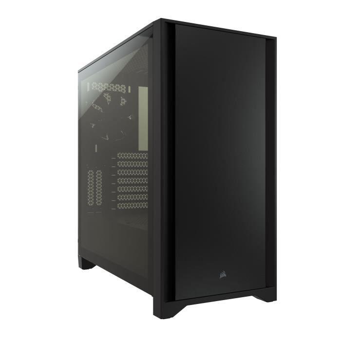 CORSAIR PC Case 4000D - Mid Tower - Vetro temperato - Nero (CC9011198WW)