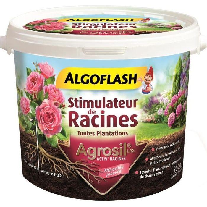 Stimolatore per radici ALGOFLASH tutte le piantagioni Agrosil - 900g