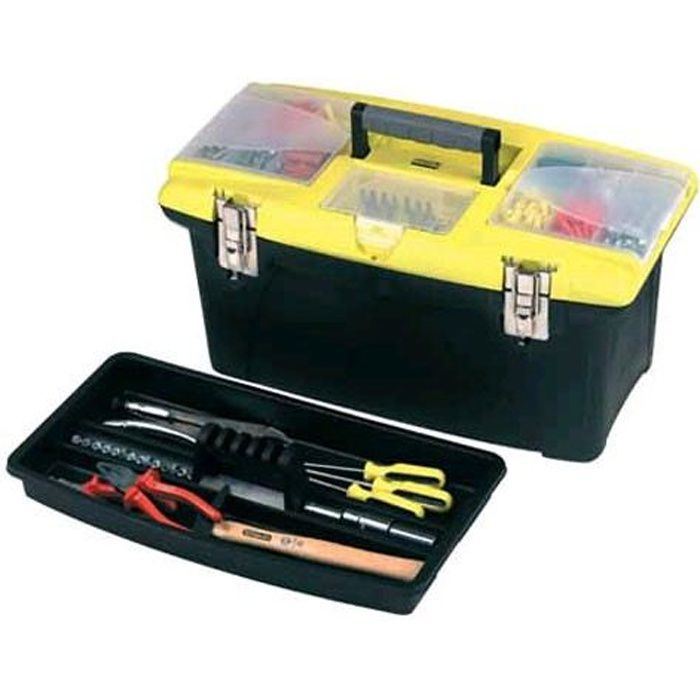 STANLEY Boite a outils vide Jumbo 19 48cm