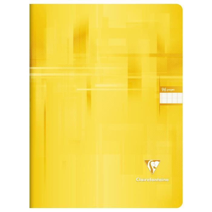 Notebook morso 24x32 Giallo