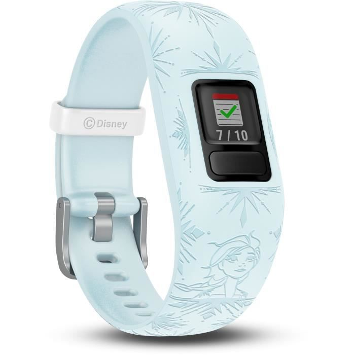 Garmin vivofit jr2 - Bracelet d'activité pour enfants - La Reine des Neiges - Elsa