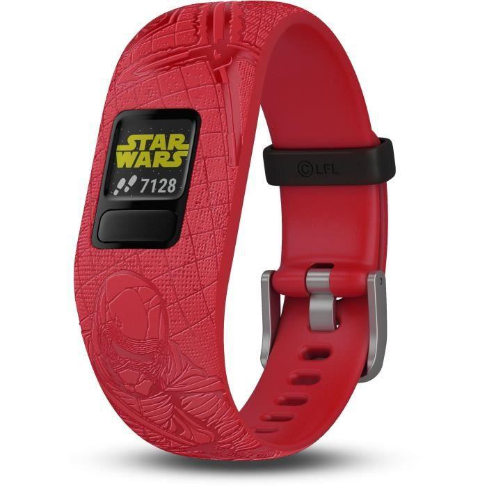 Garmin vivofit jr2 - Bracelet d'activité pour enfants - Star Wars - Dark Side