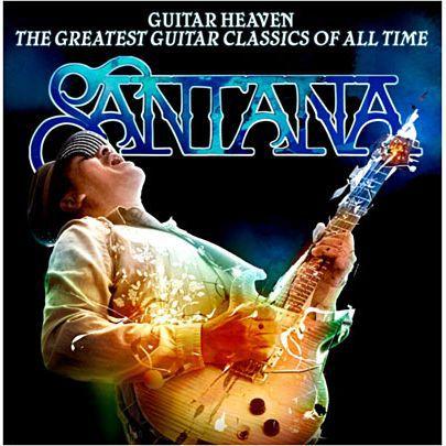 SANTANA - Guitar Heaven édition spéciale pourla Fr