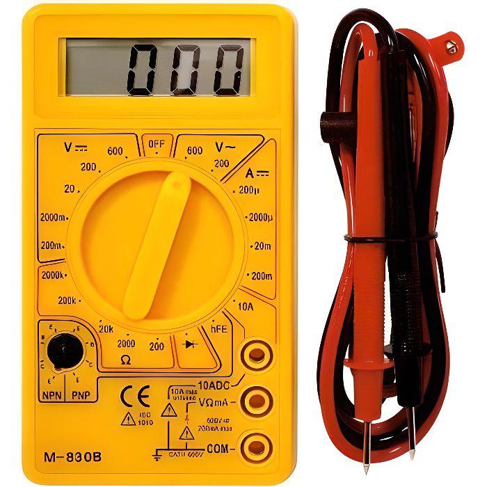 Multimetro calibro 19