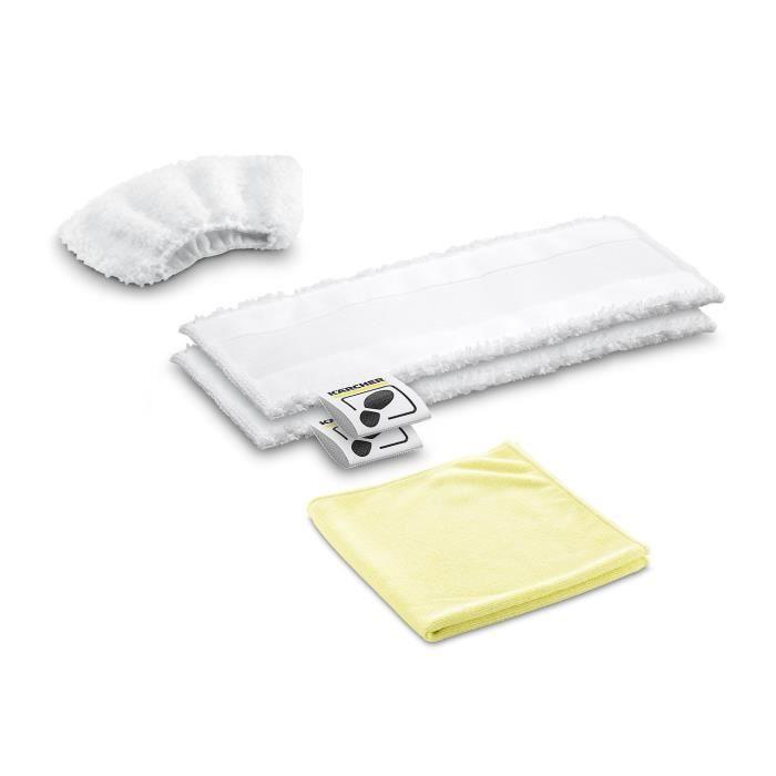 KARCHER Set per la pulizia della cucina in microfibra - For Easy Fix