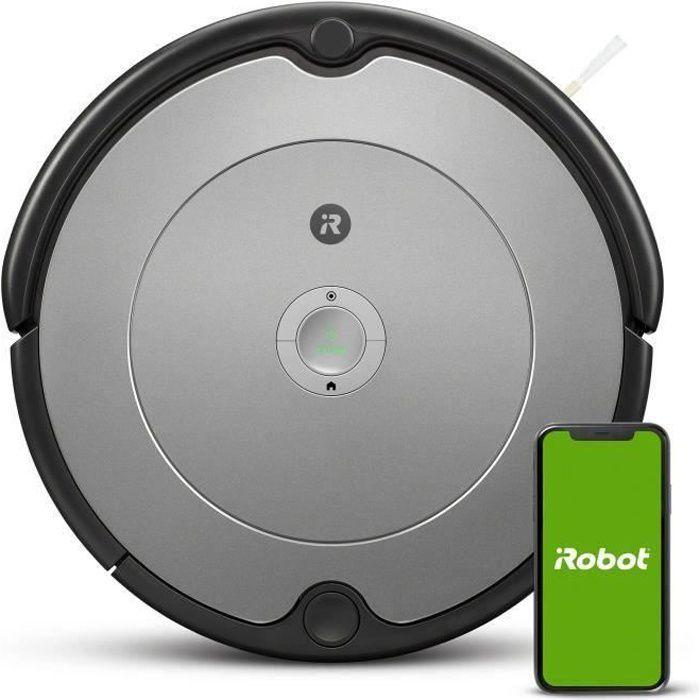 iROBOT ROOMBA 694 - Robot aspirapolvere connesso - Alte prestazioni - Connesso al Wi-Fi