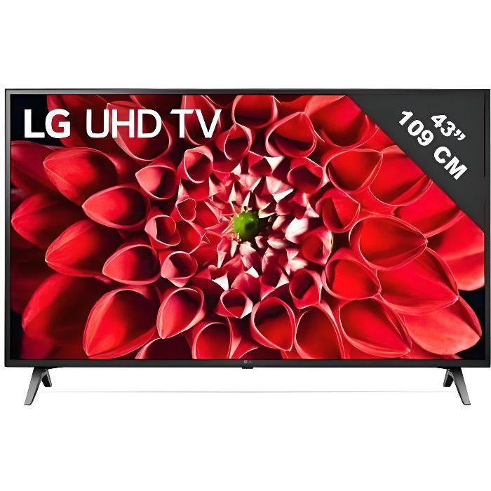 LG 43UN711C - TV LED UHD 4K - 43 (108 cm) - HDR - Smart TV - 3 x HDMI - 2 x USB - Classe energetica A