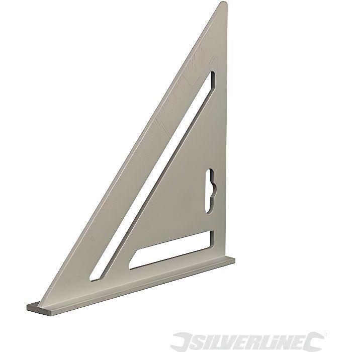 Robusta staffa in alluminio