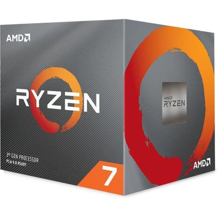 AMD Processeur Ryzen 7 3800X Wraith Prism cooler