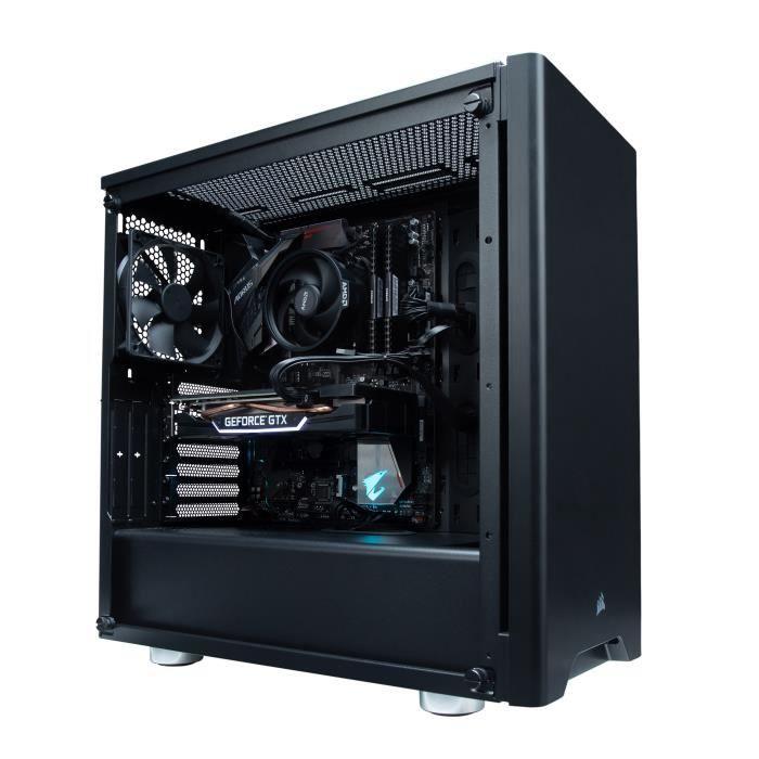 PC da gioco CGM - EXPERT (R5 3600 -16Go DDR4 - GTX 1660 Super - SSD 960 Go)