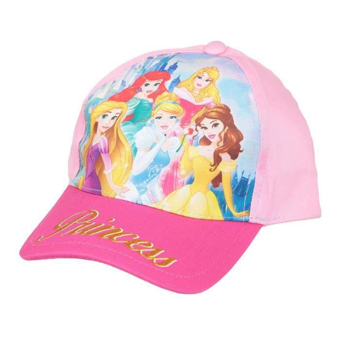 Cappello blu e rosa 52 cm