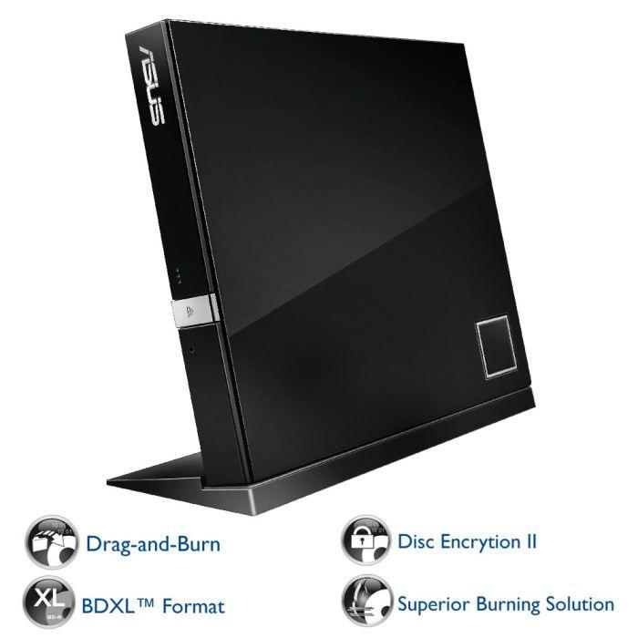 ASUS SBC-RW Player BD-U 06D2X
