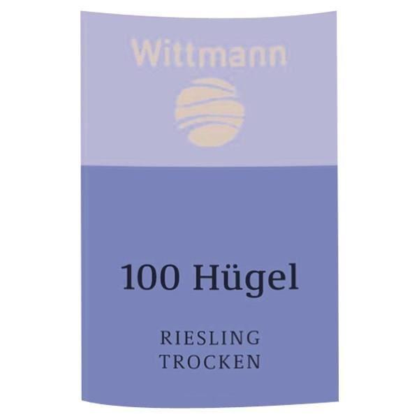 Weingut Wittmann 100 Hugel 2019 Rheinhessen - Vin blanc d'Allemagne