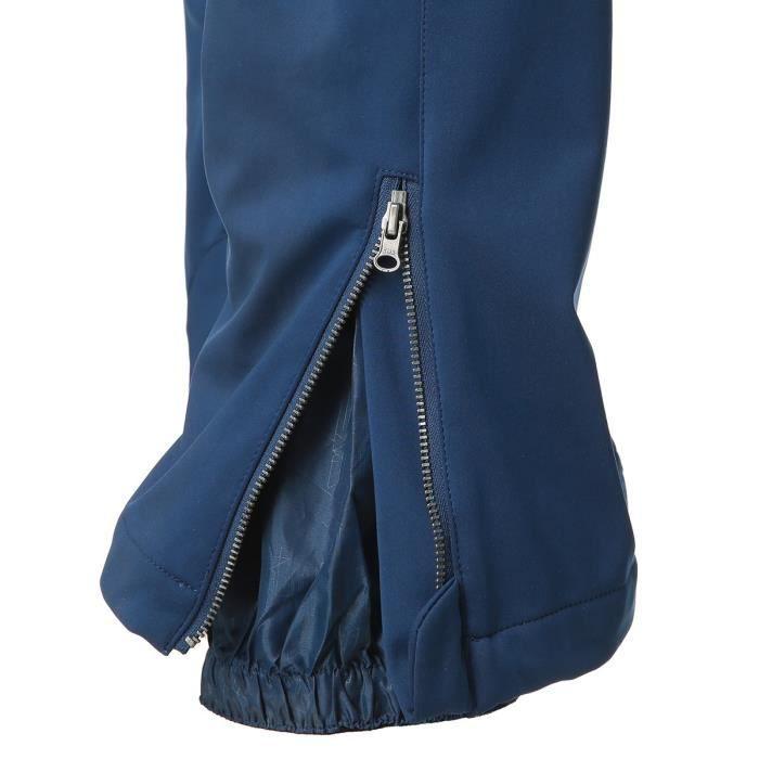 ELLESSE Fuseau de ski Bellavista - Femme - Bleu marine