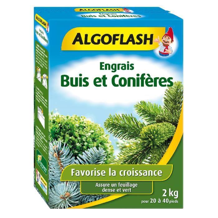 Besole000 Fertilizzante Bosso e Conifere - 2kg