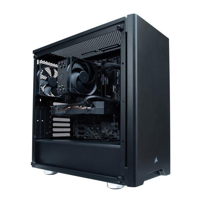 PC Gamer CGM - MASTER (i5 10600K - DDR4 da 16 GB - RTX 2060 Super OC - SSD NVMe da 500 GB + HDD da 1 TB)