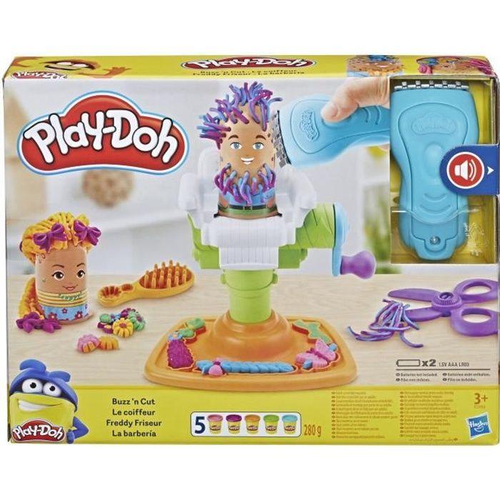 PLAY-DOH - Il parrucchiere Freddy Friseur