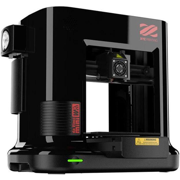Stampa XYZ Stampante nera Da Vinci Mini Plus 3D