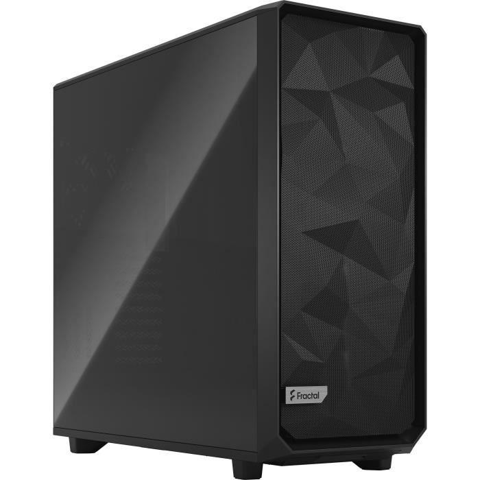 FRACTAL DESIGN PC Meshify 2 XL Case Pannello in vetro temperato nero scuro (FD-C-MES2X-01)
