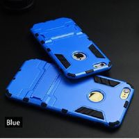COQUE - BUMPER Coque iphone 6s protection double couche ultra-min