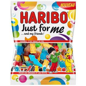 CONFISERIE DE SUCRE HARIBO Bonbons Just for me … and my friends - 275