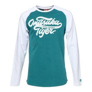 MAILLOT DE RUNNING ASICS T-shirt manches longues Onitsuka Tiger  - Ho