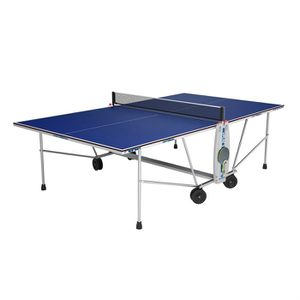 TABLE TENNIS DE TABLE CORNILLEAU Table Ping Pong Sport One Indoor bleue