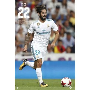 AFFICHE - POSTER Poster Football - Real Madrid, Isco (61 x 91 cm)