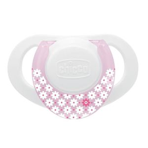 SUCETTE CHICCO Sucette Physio Compact Silicone - boîte sté