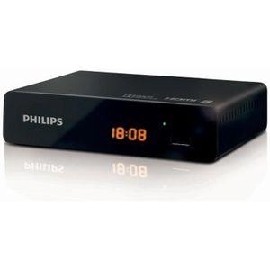 PHILIPS DTR3000 Décodeur TNT HD DVB-T2 Enregistreur USB