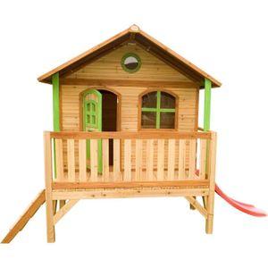 AXI Maisonnette Enfant Cabane en bois Stef