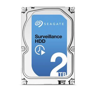Seagate 2To 64Mo 3.5 SV35    ST2000VX000
