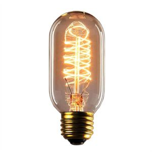 AMPOULE - LED E27 Edison Ampoule Ampoules tubulaires 40W 220V T4