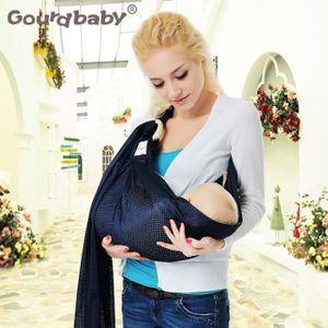 ÉCHARPE DE PORTAGE HIGHDAS Baby Bébé Echarpe de Portage Stretchy Wrap
