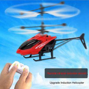 DRONE Cadeau de Noël RC 901 RC Mini 2CH vol infraed indu