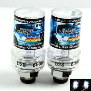 PHARES - OPTIQUES Ampoule xenon d2s 6000K 35w
