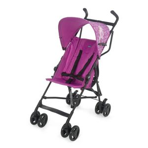 POUSSETTE  CHICCO Poussette canne SNAPPY Miss Pink
