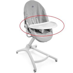 CHAISE HAUTE  CHICCO Kit repas pour Baby Hug 4 in 1 (tablette +