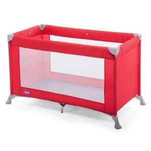LIT PLIANT  CHICCO Lit Parapluie Goodnight Red passion