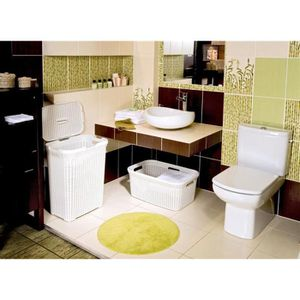 grand panier a linge achat vente pas cher. Black Bedroom Furniture Sets. Home Design Ideas