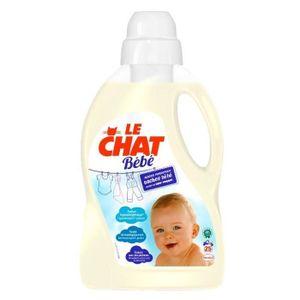 LESSIVE LE CHAT Lessive Bébé - 1,5L