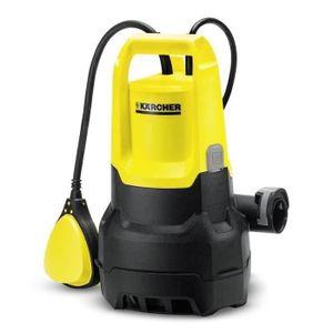 POMPE ARROSAGE KÄRCHER Pompe d'évacuation eau chargée SP 1 Dirt -