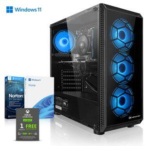 UNITÉ CENTRALE  Megaport PC Gamer 6-Core AMD FX-6300 6x 3,50 GHz •
