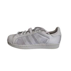 adidas superstar bande grise