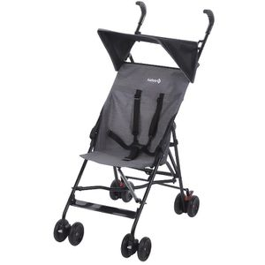 POUSSETTE  SAFETY 1ST Canne fixe Peps + Canopy Black Chic